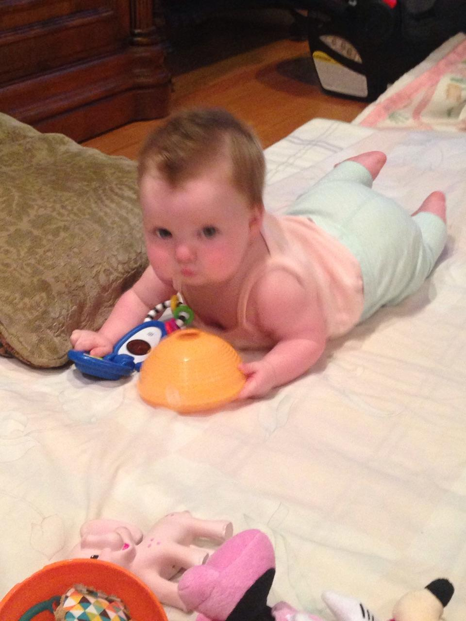 Tummy Time: Take Two!